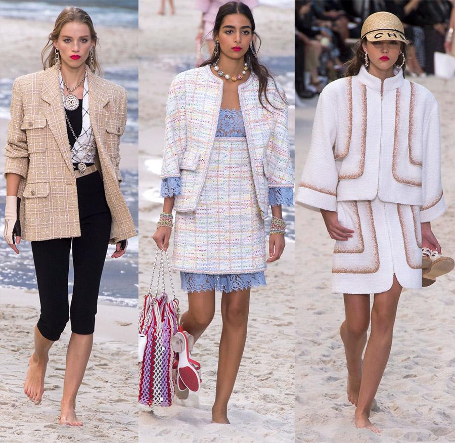 Женские жакеты Chanel