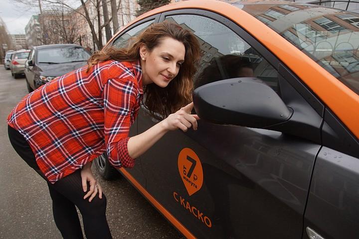 Каршеринг будущего: через несколько лет машины в Москве будут сами подъезжать к клиентам