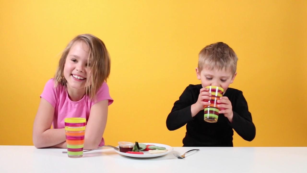 Видео-эксперимент: дети пробуют вкусняшки 80-х