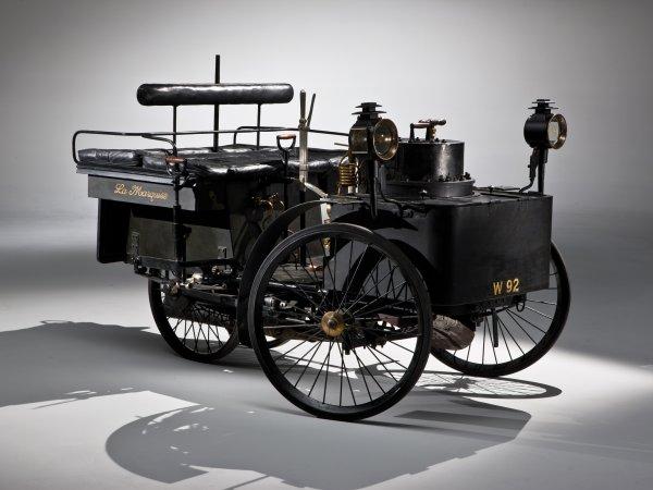 Самый старый действующий автомобиль в мире