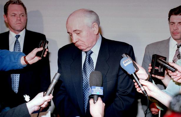 Страшные тайны: Михаил Горбачев