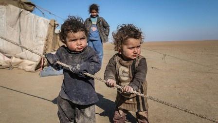 UNICEF: жизнь 40 тыс. детей сирийской Ракки вопасности
