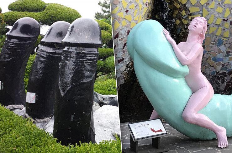 Парк членов и секс-музей: 5 достопримечательностей только для взрослых