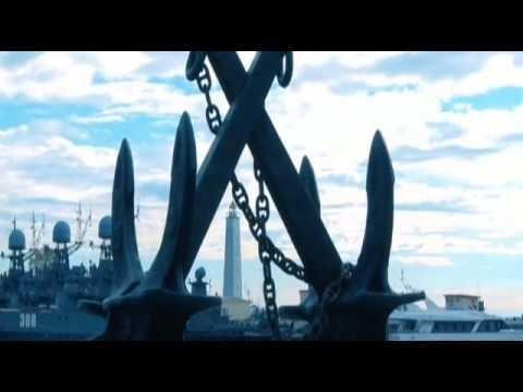 История российского флота.01 серия. От ладьи к фрегатам.