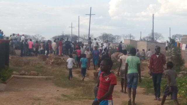 Женщины Зимбабве в панике из-за гоблинов-насильников