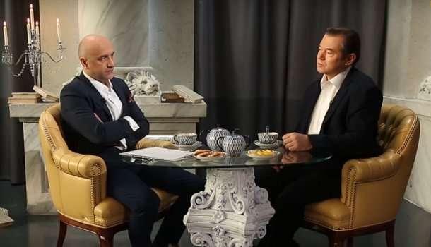 Чай с Захаром Прилепиным: в гостях Сергей Глазьев