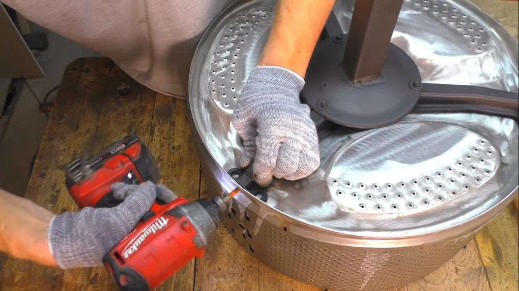 Полезный способ использования барабана стиральной машины