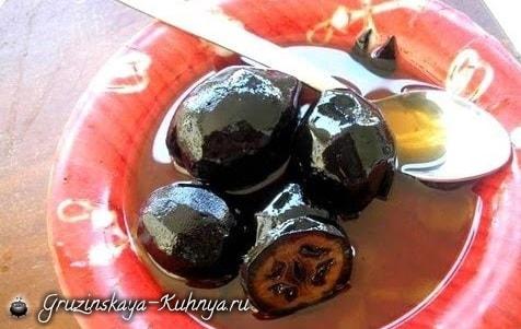 Ореховое варенье - вкуснотище!