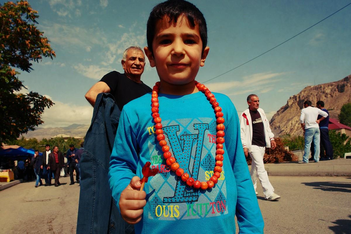 Areni25 Фестиваль вина в армянском Арени