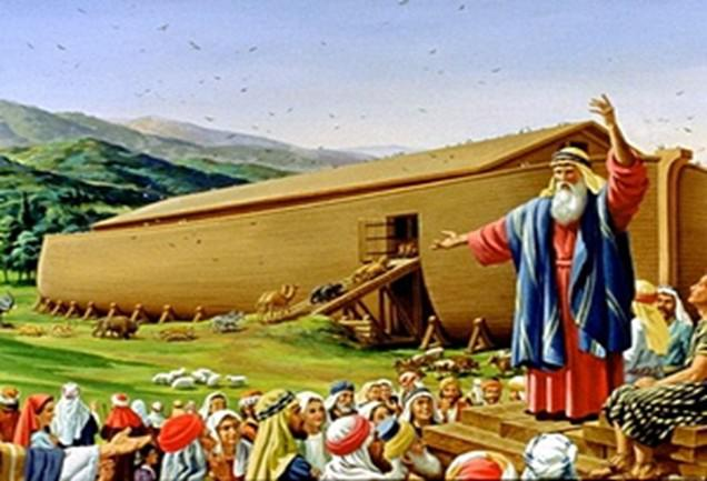 До Потопа люди жили по 900 лет, потому что держали вечный пост