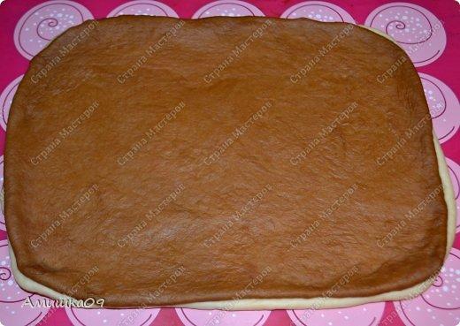 Этот хлеб - моя давнишняя мечта ))) Я наконец-то получила форму и сразу принялась его делать. Его можно выпекать и в простой прямоугольной форме для кекса или хлеба. фото 15