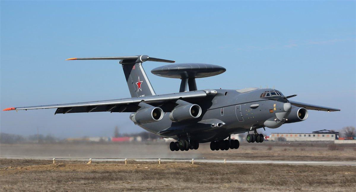 A-50У ждет A-100 и не уступает американским «АВАКСам»