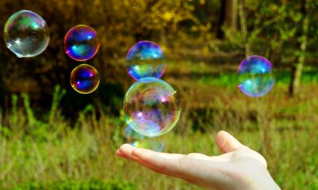 Как сделать самую лучшую смесь для мыльных пузырей!