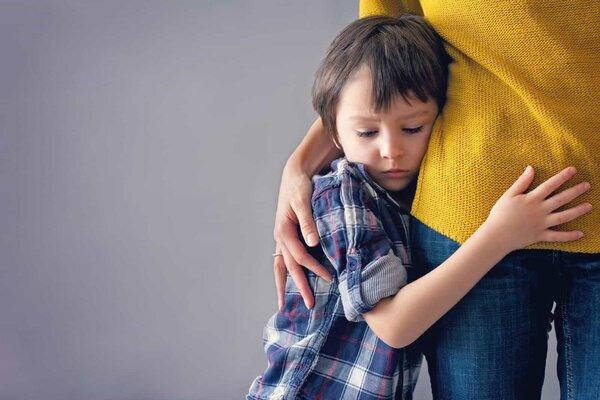 В первую очередь ребенок ищет поддержку и понимание от своих родителей