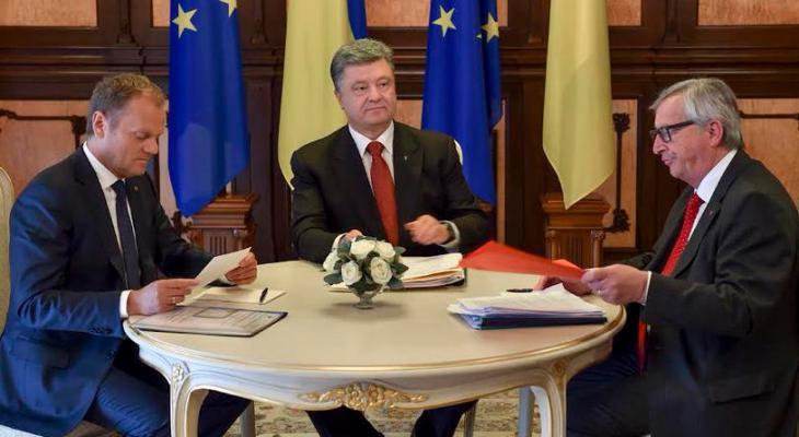 ЕС поставила Украину перед фактом : Деньги в обмен на восстановление Донбасса