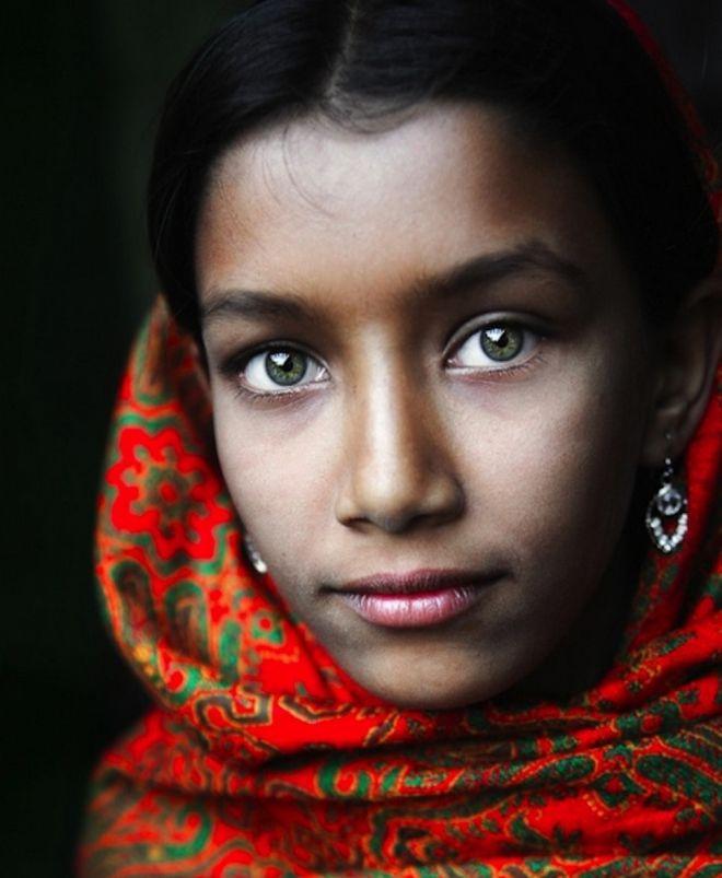 47 поразительных фото людей со всего мира