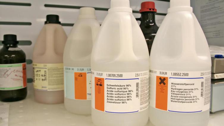 Перекись водорода - от всех болезней?
