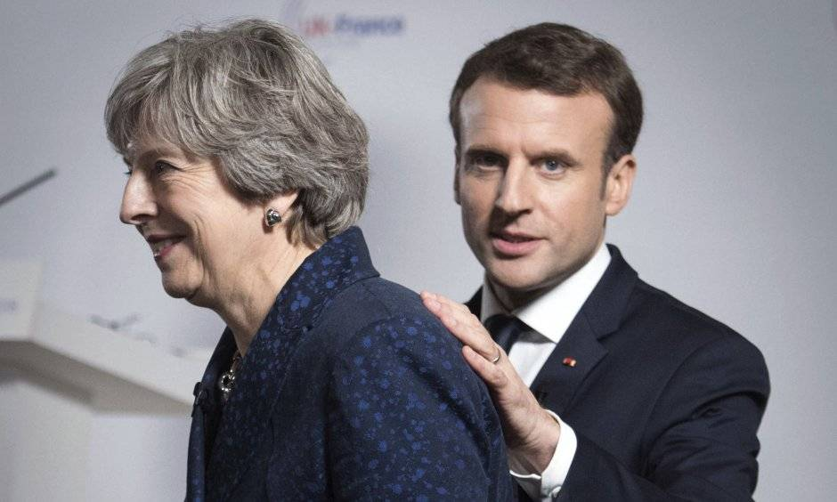 Новая коалиция Запада: Мэй и Макрон не пойдут на поводу США