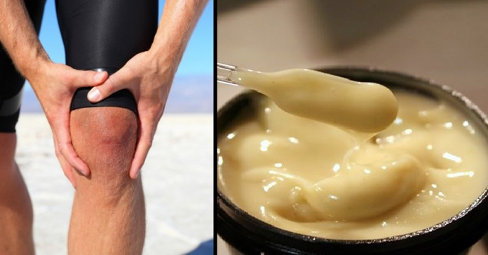 Как вылечить колено — простой, но супер-эффективный рецепт