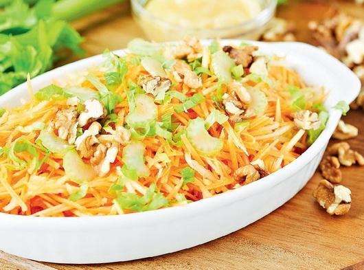 Салат витаминный из капусты - лучшие рецепты