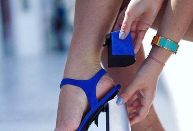 На все случаи жизни: немецкий бренд придумал обувь со сменными каблуками