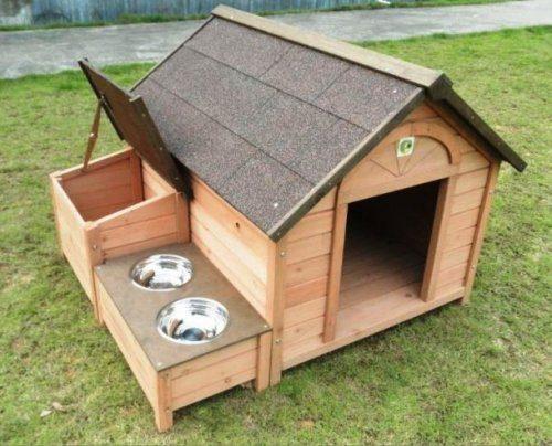 Крутая будка для пса!