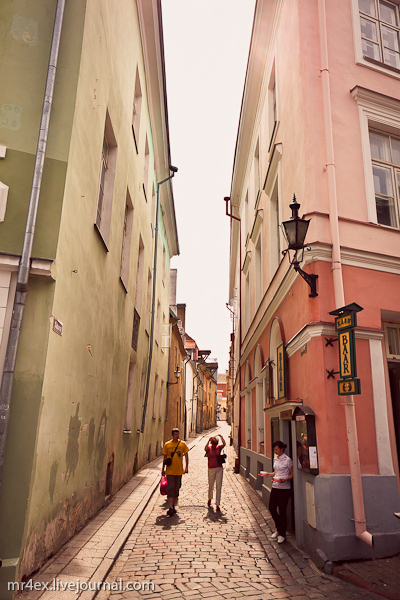 Таллин, Эстония, Старый город