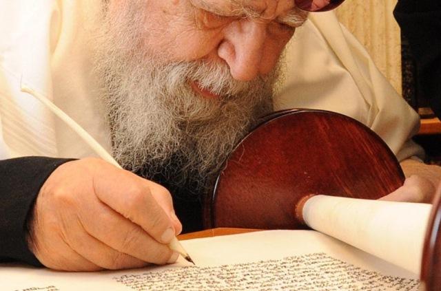 Вот почему евреи и арабы пишут справа налево.