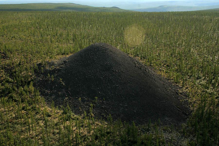 Якутская долина - одно из самых загадочных мест России