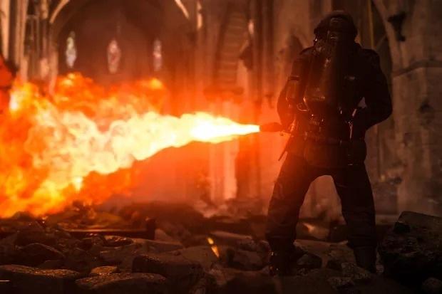 Activision перенесла добавление микротранзакций в CoD: WWII