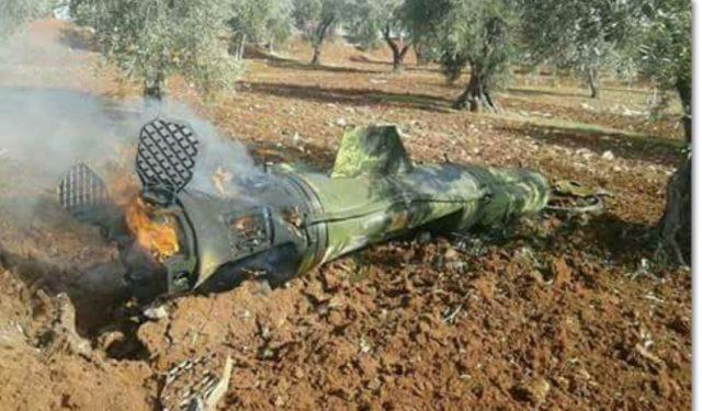 Всё таки, похоже, американские крылатые ракеты в Сирии сбили с помощью С-400.