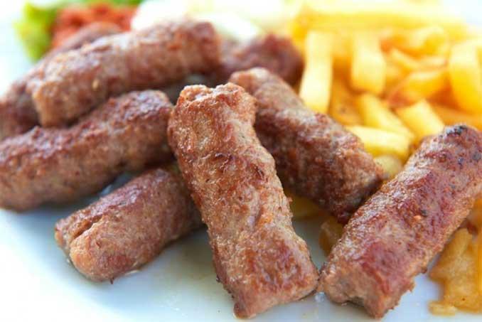"""Домашние колбаски """"Чевапчичи"""" гораздо вкуснее покупных!"""