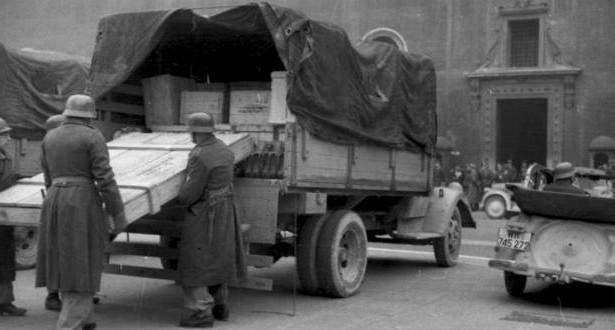 «Золотой чемодан»: какие сокровища пропали во время немецкой оккупации Крыма