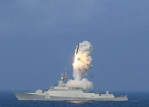 Путин: УРоссии есть ракеты, летающие подальше «Калибров»
