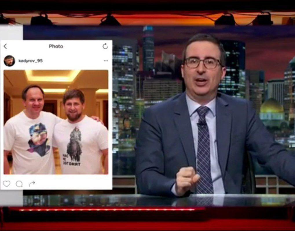 Кадыров и Инстаграм: Американский юморист пошутил над фото экс-губернатора Красноярского края и главы Чечни