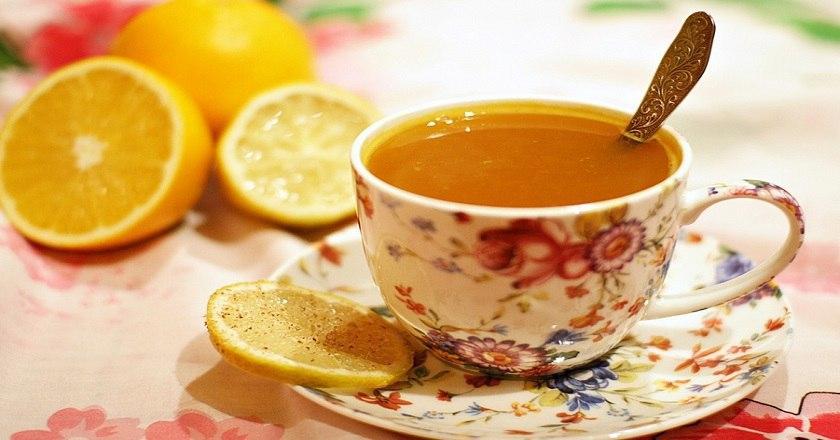 Парижский чай