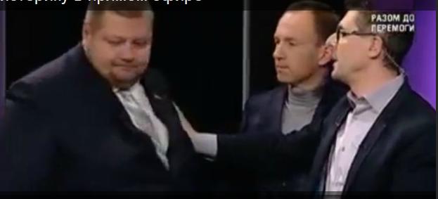 Расстрелявший фото Кадырова депутат закатил истерику в прямом эфире
