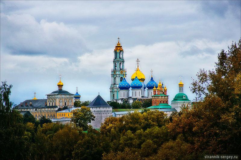 Русские городки и деревеньки