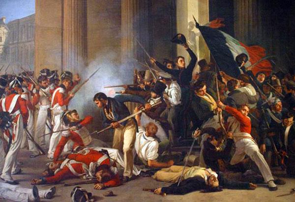 Великая французская революци…