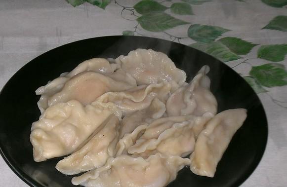 Рецепты по четвергам. Необычные вареники (2)