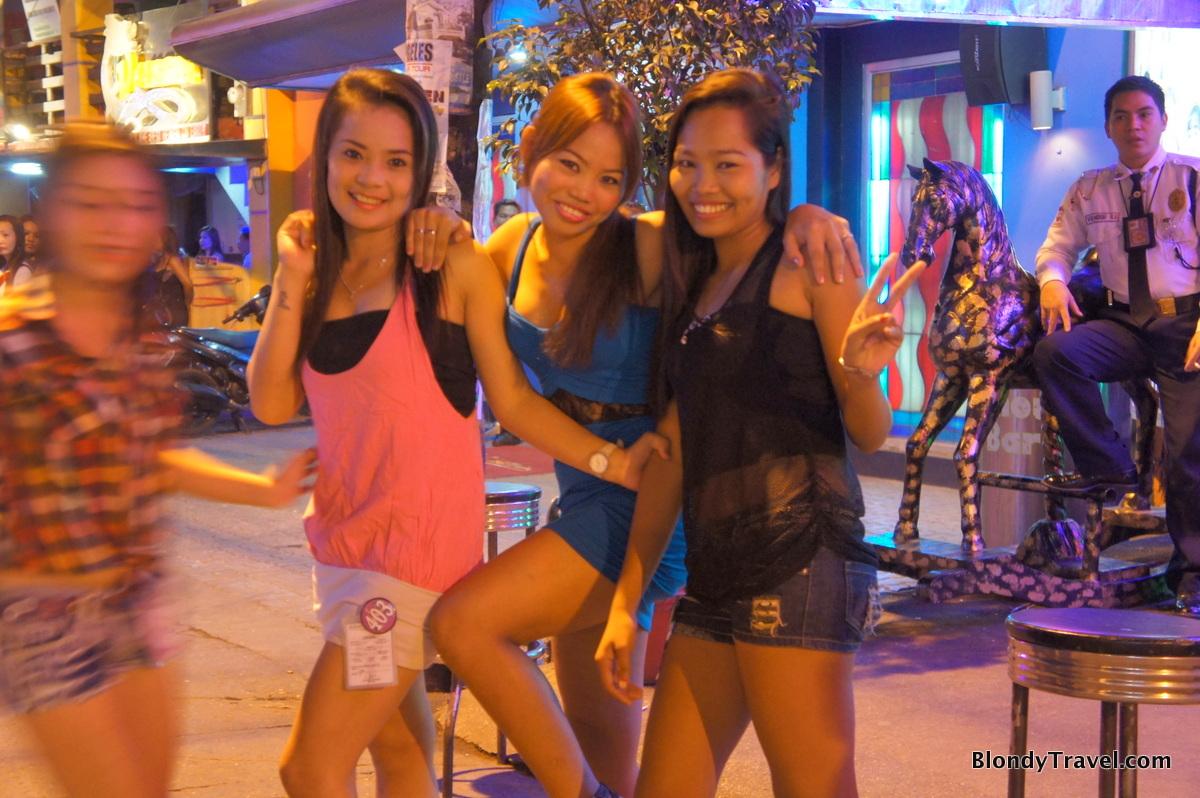 Секс туризм в филиппинах