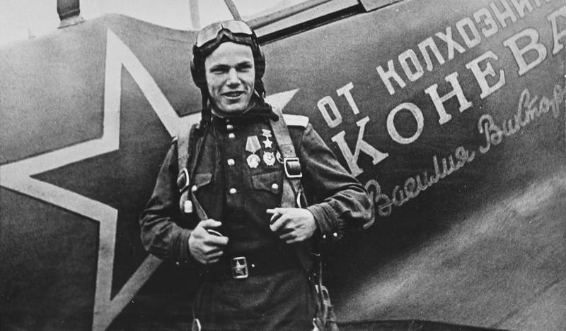 Как Иван Кожедуб американцев сбил