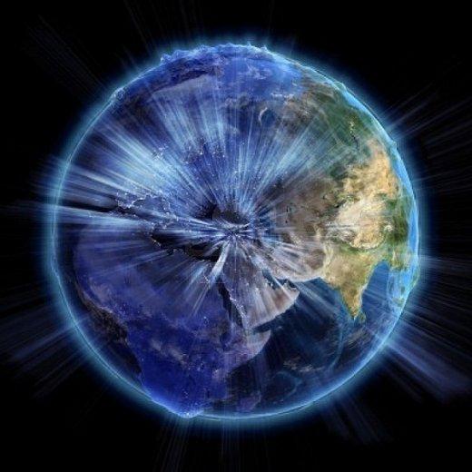 Что будет, если Земля остановится (4 фото+текст)
