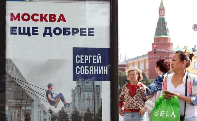 Агитация по-московски: Мат, заблуждения и подхалимство