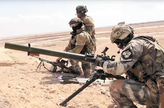 «Спецназ из СССР» в Сирии: с…