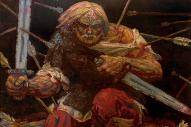 Первый мститель. Как Евпатий Коловрат защищал русскую честь