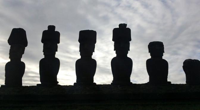 Археологи раскрыли тайну постройки истуканов с острова Пасхи