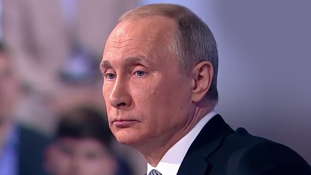 За что я не люблю Путина.