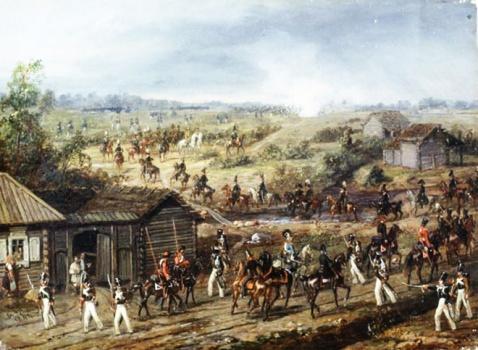 Этот день 200 лет назад. 20 (08) октября 1812 года
