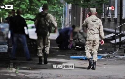 Два человека пострадали при втором взрыве в Луганске